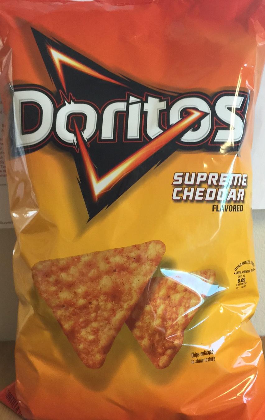 Doritos Mega Size Bag 30oz
